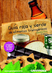 Gua Roja y Verde de alimentos transgnicos - GREENPEACE