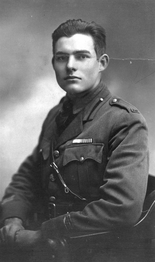 frederick henry as hemingways code hero in the novel a farewell to arms Lieutenant frederic henry hemingway code hero  a farewell to arms - frederick henry old man and  the novel ends where jake and brett agree with each other.