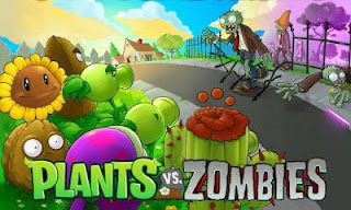 Download Game Plants vs zombie full, game pc, game house
