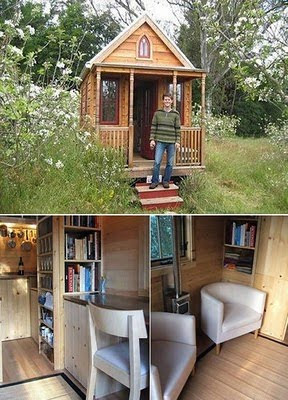 World Smallest House