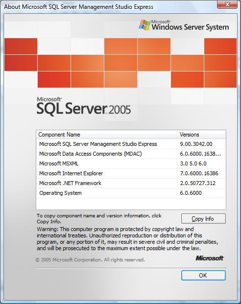 ms sql database administrator resume