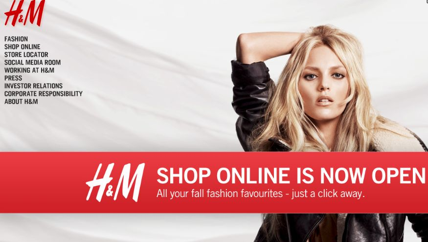Deals and Sales at H&M. At the H&M online store homepage you'll see a sale category where you can find reductions great and small on a whole range of H&M products in all of their main four categories. For the last few years, H&M have been participating in the huge sales on Black Friday and Cyber Monday. It's a good time for buying early Christmas presents or just to treat yourself to some clothes and .