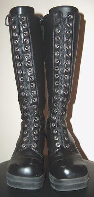 Ladies Black Originals Boots