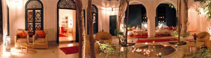 Riad Sara: Charme et Authenticité