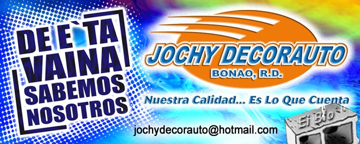 Jochy Decorauto