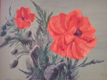 Poppies by Liz Golla