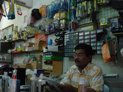 barangan di kedai