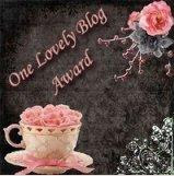 Blog Award no 1