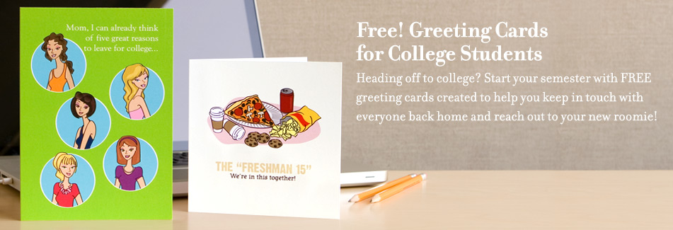 Lets start saving now free greeting cards for college students free greeting cards for college students m4hsunfo