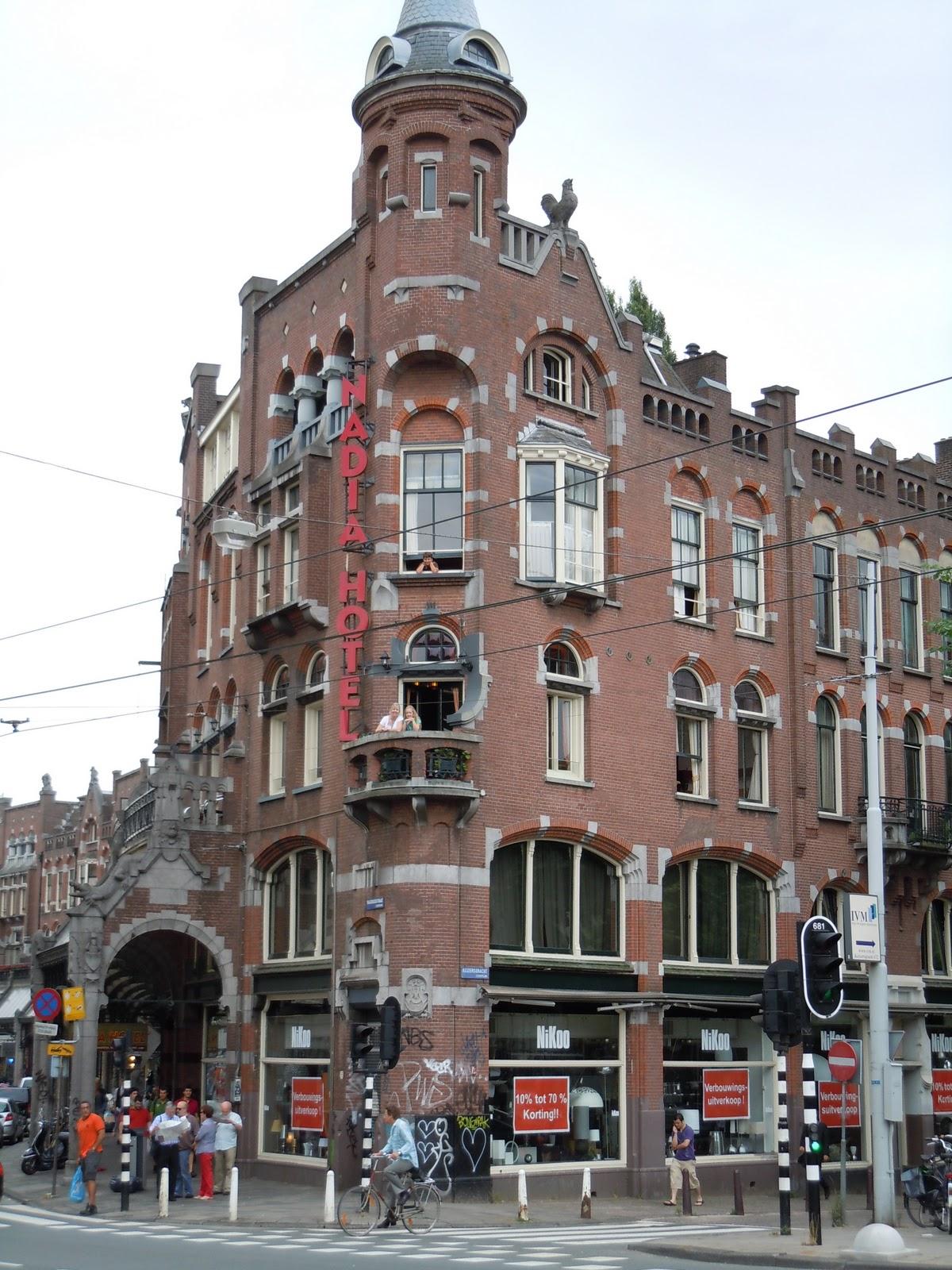 Hotel Nadia Amsterdam Email