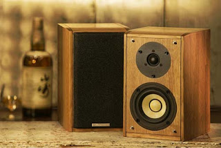 fineTONE ...an audio odyssey: Pioneer Pure-Malt Speakers
