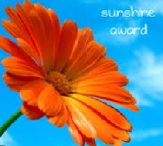 The Sunshine  Award