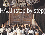 Hajj (step by step)