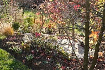 Le jardin des grandes vignes lumi re d 39 automne - Le jardin des grandes vignes ...