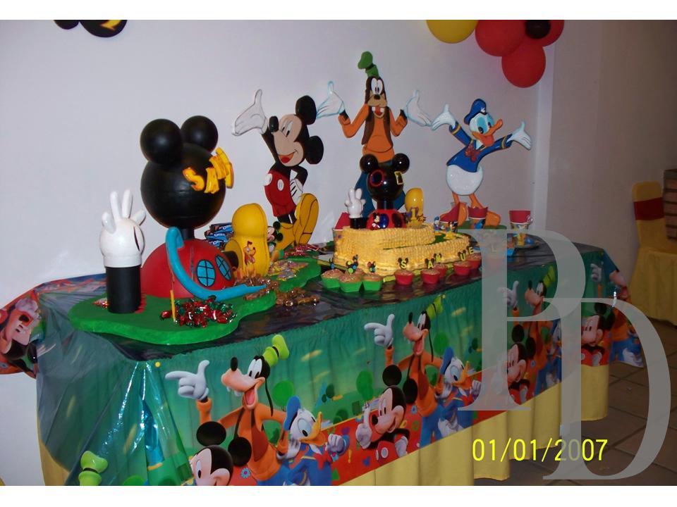 El Tema De Esta Fiesta  La Casa De Mickey Mouse De Playhouse Disney