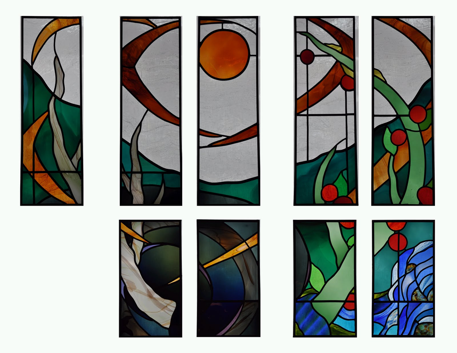 1237 #812806  Is The Future Door Of Koinonia It Will Be A Door Made Of Stained Glass image Stained Glass Entry Doors 41831600