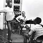 Wilson Pickett at FAME with Jimmy Johnson and Clarence Carter