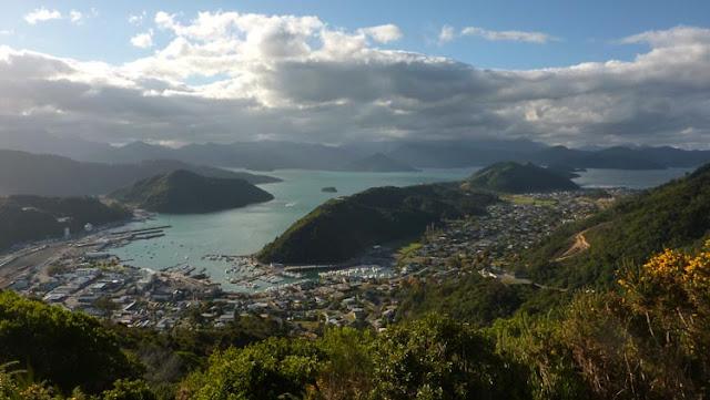 La presencia de Picton se debe en gran medido a su puerto