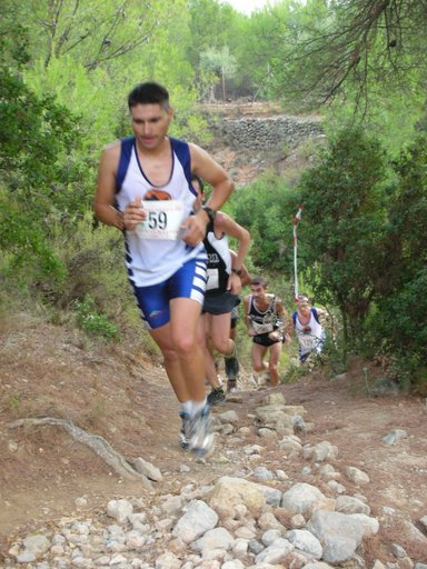 VERTICAL RUNNER: JOSE MARIA