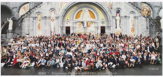 Peregrinaje a Lourdes