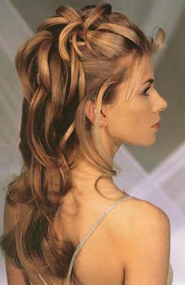 При створенні весільної зачіски