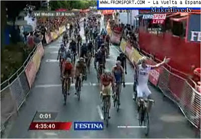 The Vuelta is full of surprises.