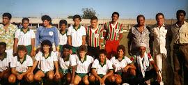 Seleção Feminina  de Nova Iguaçu de 1991