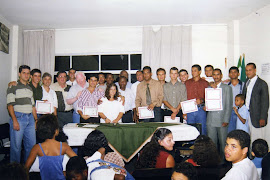 Formandos Curso de Arbitros 1999