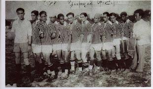 AA Filhos de Iguassú ano de 1931