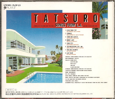 Cover Album of Tatsuro-Songs from L.A. - Various Artists