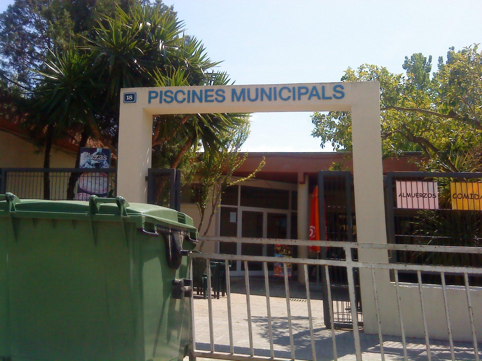 El meu poble abrera for Piscina municipal martorell