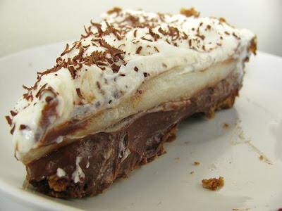 Joy of Desserts: Hawaiian Chocolate Haupia Pie