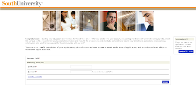 South University Portal,  South University Student Login, Portal.SouthUniversity.edu