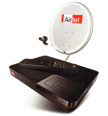 Airtel digital TV - Recharge Voucher, Coupon, Offer, Packages online
