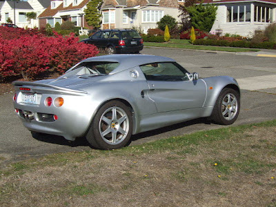 Grey in the USA: Not your everyday Elise - 1999 Lotus Elise B18C