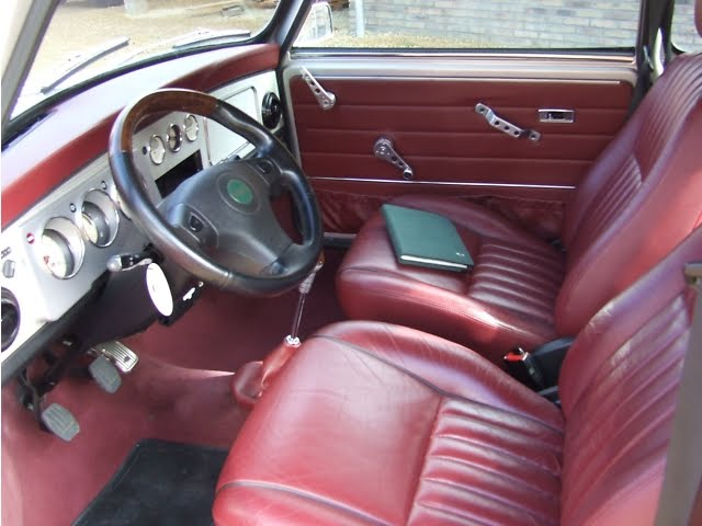 Grey in the usa classic mini classifieds in usa for Interieur 928