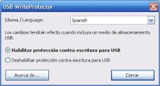 USB WriteProtector 1.1