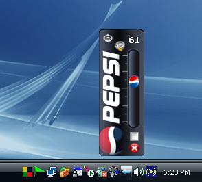 Pepsi Volume Controller 4.0