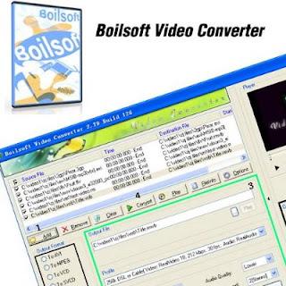 Boilsoft Video Converter 2.81