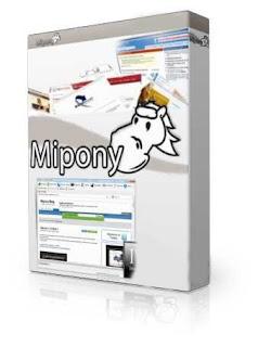 Mipony 1.2.0, Util Gestor de Descargas