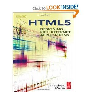 HTML5 Designing Rich Internet Applications