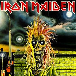 Iron Maiden - Iron Maiden [1980]