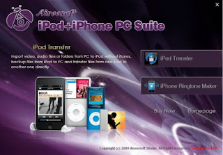 iPod PC Transfer Suite