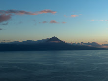 View of Pico island, from S. Jorge island, just beautiful...