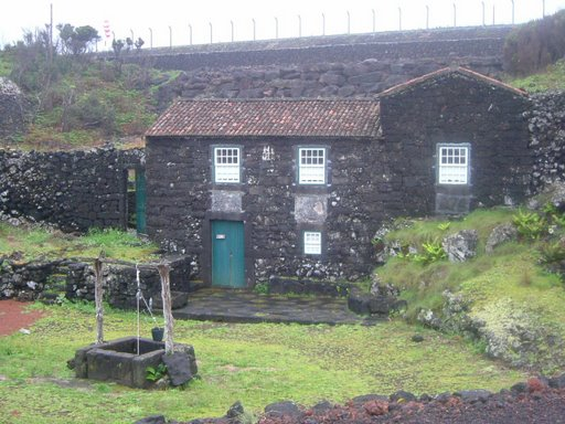 Tradicional House, Pico Island