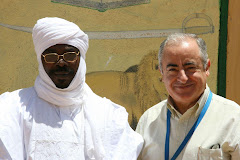 Meeting the Sultan of Ouaddai, in Abeche