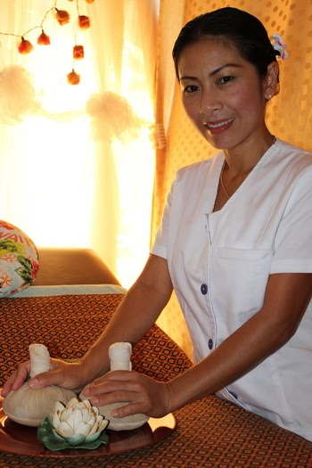 traditional thai massage playa