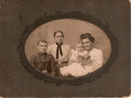 4 Generations -Shirley b. 1902