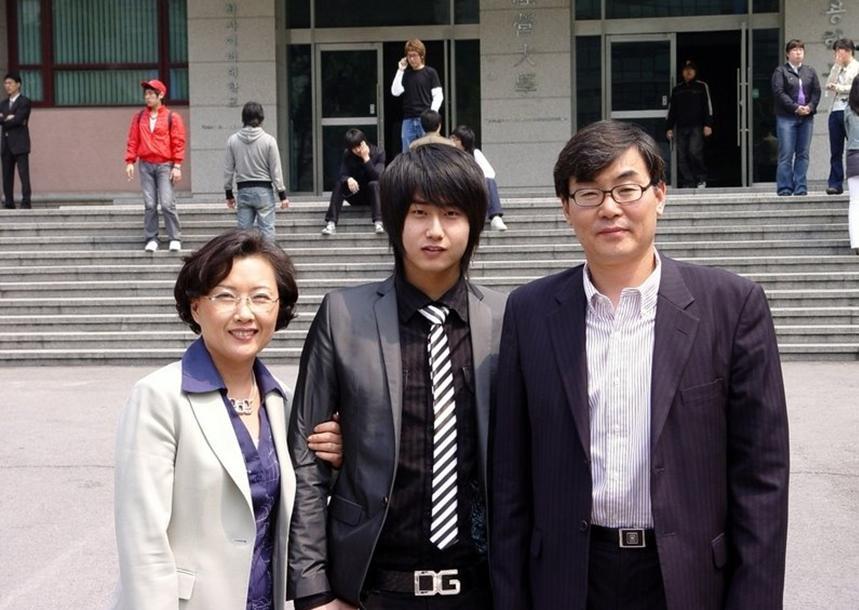 Resultado de imagen para padres de heo young saeng