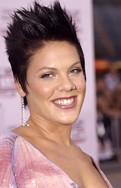 p!nk black hair  nK black hair